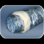 Теплоизолированные воздуховоды